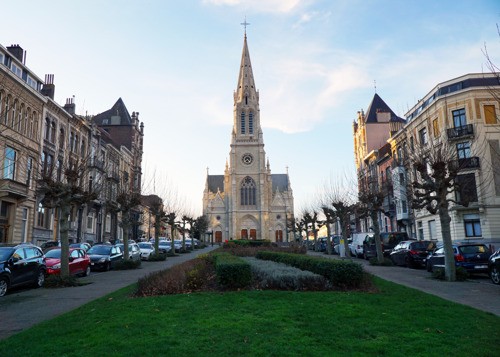 Brussels-Capital Region protects the iconic avenue Louis Bertrand