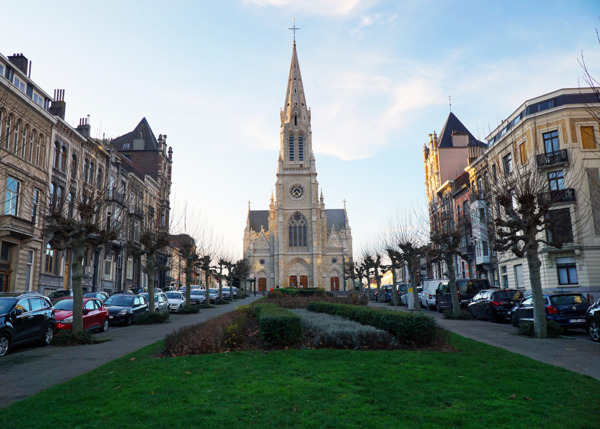 Preview: Brussels-Capital Region protects the iconic avenue Louis Bertrand