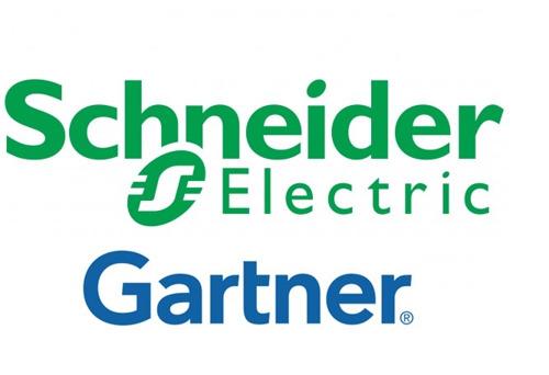 Schneider Electric springt naar de 12e plaats in Gartner's Supply Chain Top 25 2018