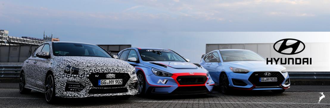 """Hyundai presenta la filosofía y visión de la marca """"N"""""""