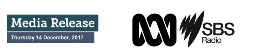 ABC and SBS launch digital radio (DAB+) services in Canberra and Darwin