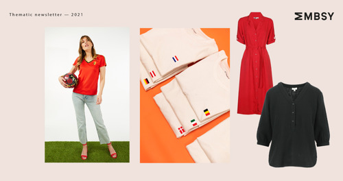 Celebrate the European Championship in devilish outfits