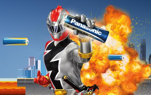 Giv den gas med Panasonic, og vind din plads i POWER RANGERS Karate Boot Camp