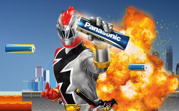 Preview: Faites le plein d'énergie avec Panasonic et gagnez votre place au Camp d'entraînement de Karaté POWER RANGERS