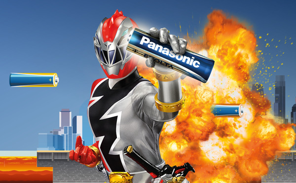 Preview: Gioca a Power Up con Panasonic e vinci un posto al POWER RANGERS Karate Boot Camp
