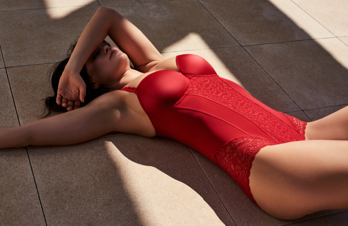 Preview: Valentine's or Galentine's? Our ultimate lingerie tip for this special day.
