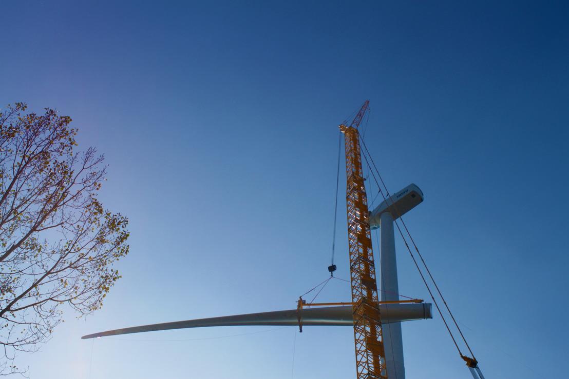 Omwonenden kunnen participeren in het Storm-windpark op terreinen ArcelorMittal