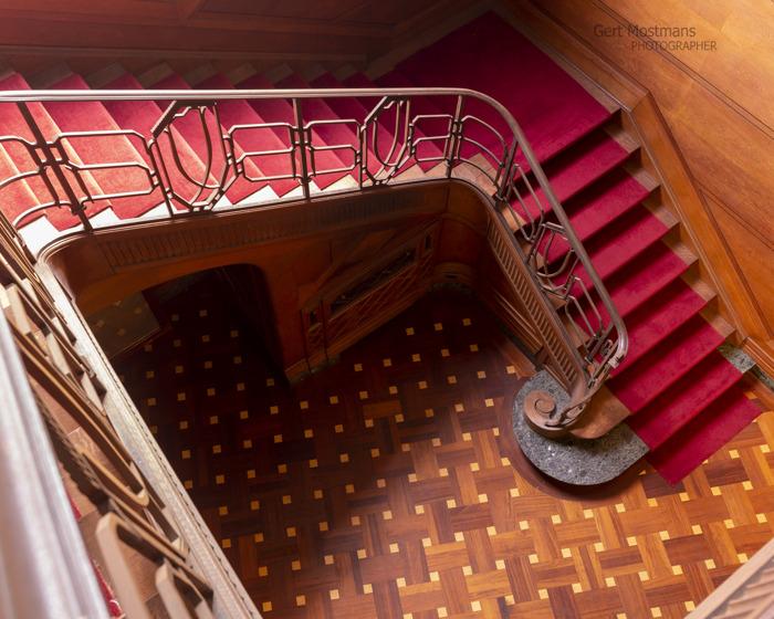 Un bâtiment Art déco bruxellois historique mis aux enchères fermées en ligne