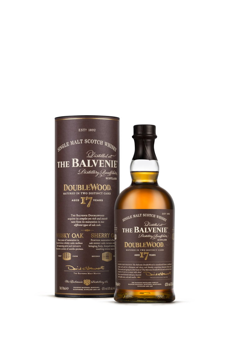 © The Balvenie<br/>The DoubleWood 17 Year Old