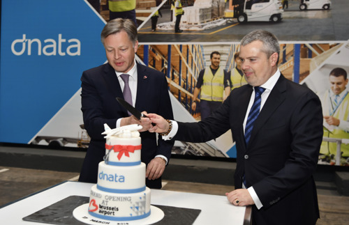 dnata expands into Belgium; opens state-of-the-art cargo facility at Brussels Airport