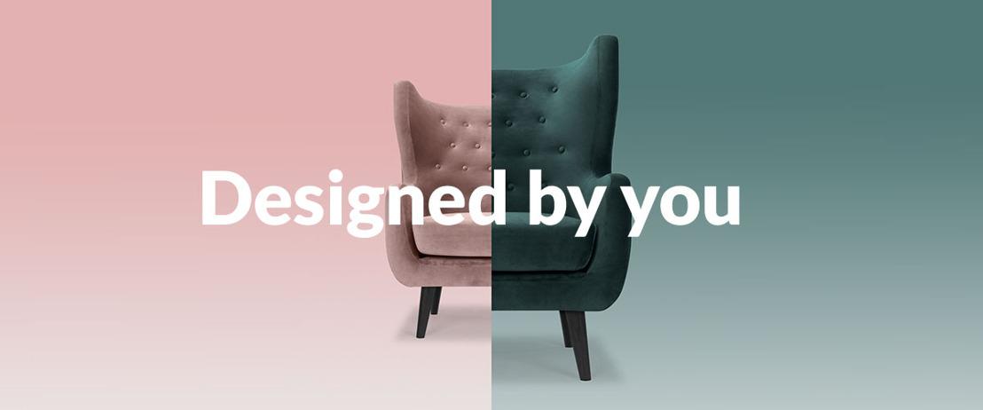 Make Me van Sofacompany: ontwerp je eigen meubel! (Nederland)