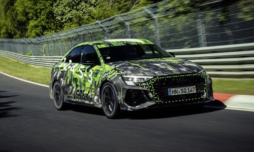 Ronderecord op de Nordschleife: Audi RS 3 snelste in de compacte klasse