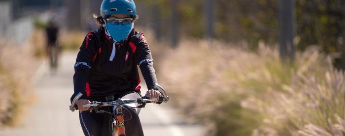Rouler à vélo: le moyen de transport le plus sûr face au Corona !