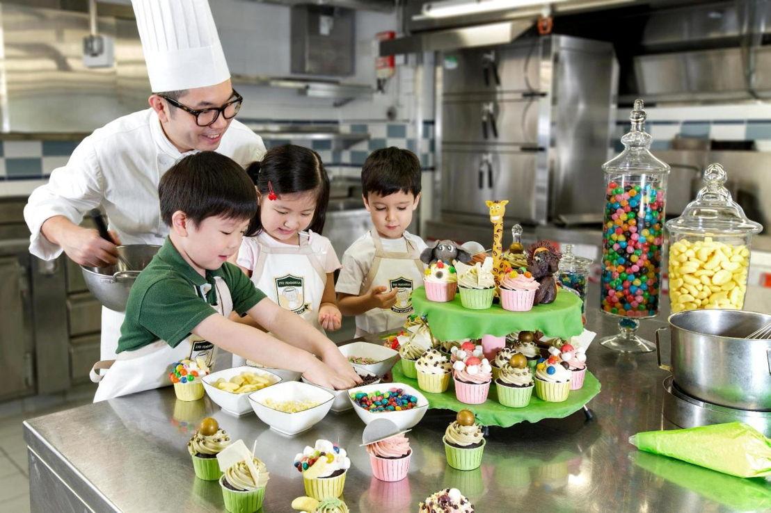 Little Pastry Chef's Adventure