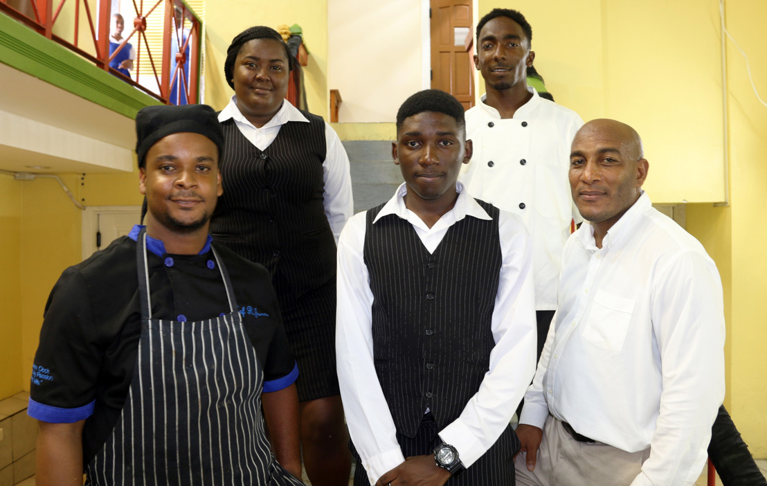 OECS Commission Continues to Support Development of Hospitality Students