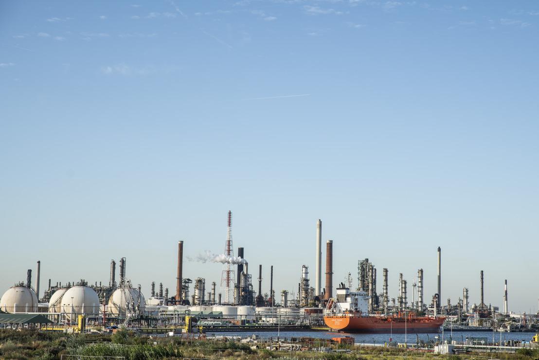 Industrie havengebied investeert recordbedrag van 11,57 miljard euro