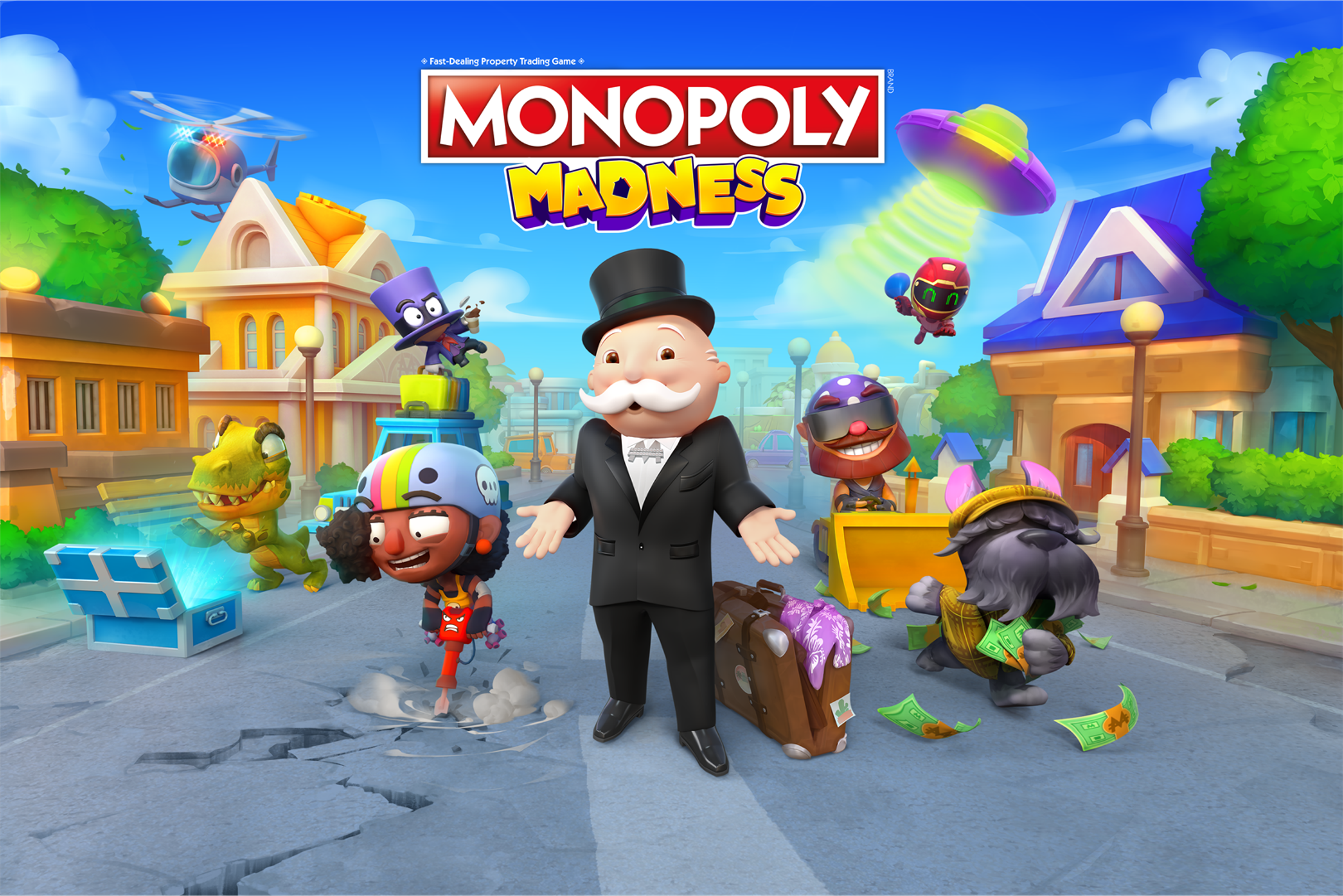 Preview: MONOPOLY MADNESS BRINGT DAS MONOPOLY-ERLEBNIS IN DIE ARENA