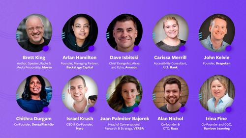 VOICE Global: Speaker Line-up announced