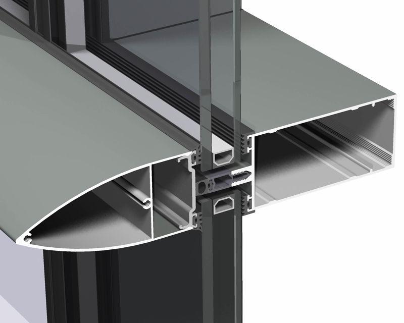 CW 50-HL horizontal detail