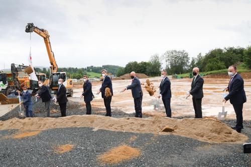 Siemens va construire à Wunsiedel l'une des plus grandes usines de production d'hydrogène décarboné d'Allemagne