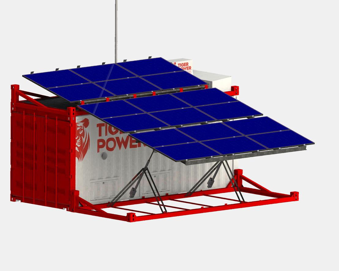 Tiger Power Sunfold® et Storager® (PowerCamp®)