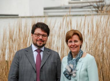 Kris Opdedrynck nieuwe algemeen directeur Davidsfonds