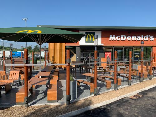 Un restaurant McDonald's s'implante à Dour