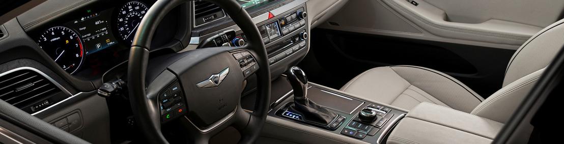 Hyundai Belux zal de nieuwe Genesis commercialiseren vanaf september aan 64.999 €