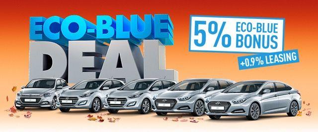 Eco-blue Bonus