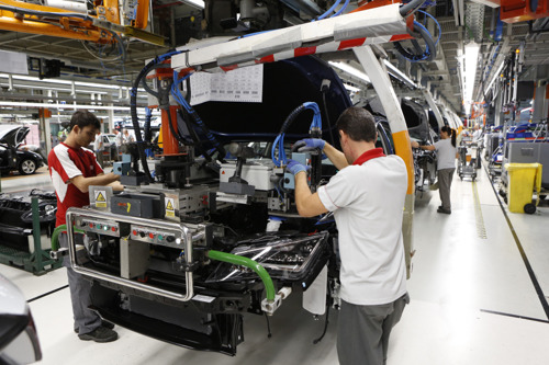 SEAT reduces its waste by 34% and expects to achieve a 60% reduction by 2025