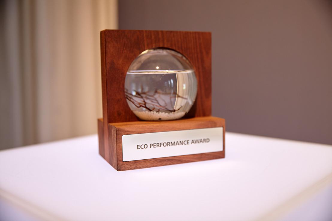 Eco Performance Award gaat negende ronde in