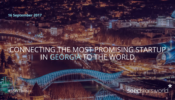 Seedstars World is coming to Tbilisi to find the most promising startup from Georgia