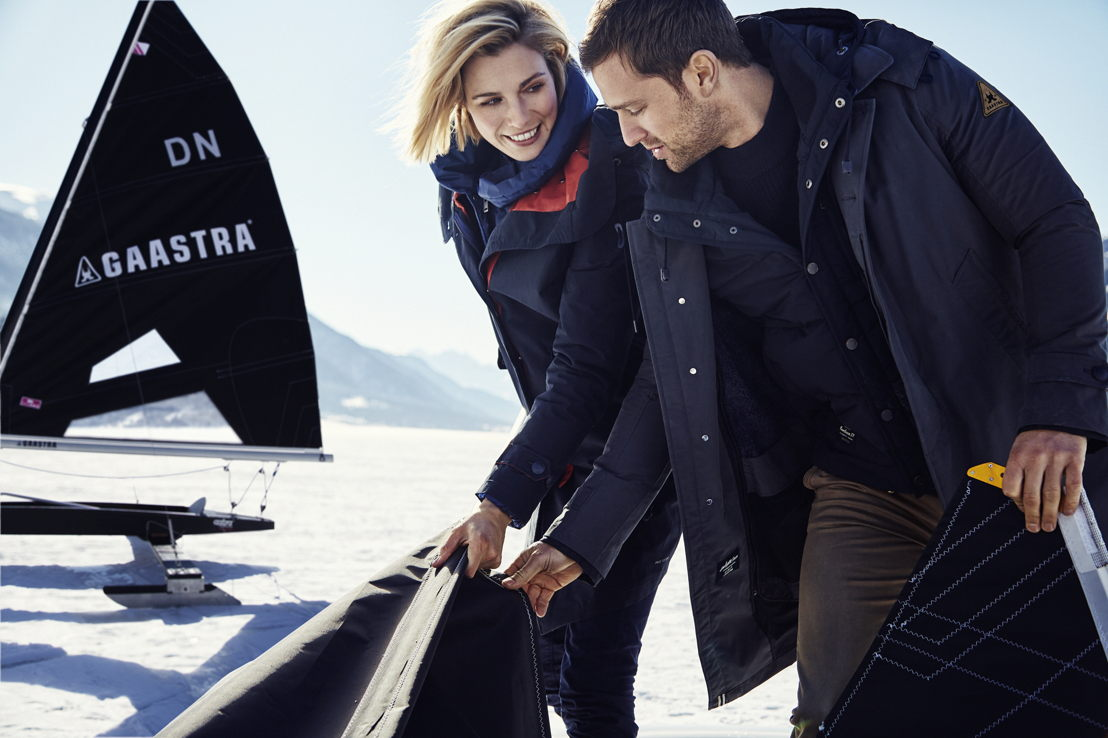 Gaastra FW15 campaign