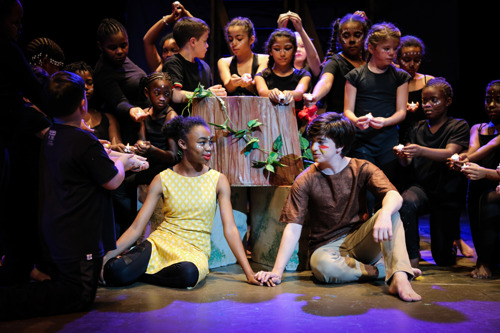 Aurora Theatre invites and inspires with summer camp open house