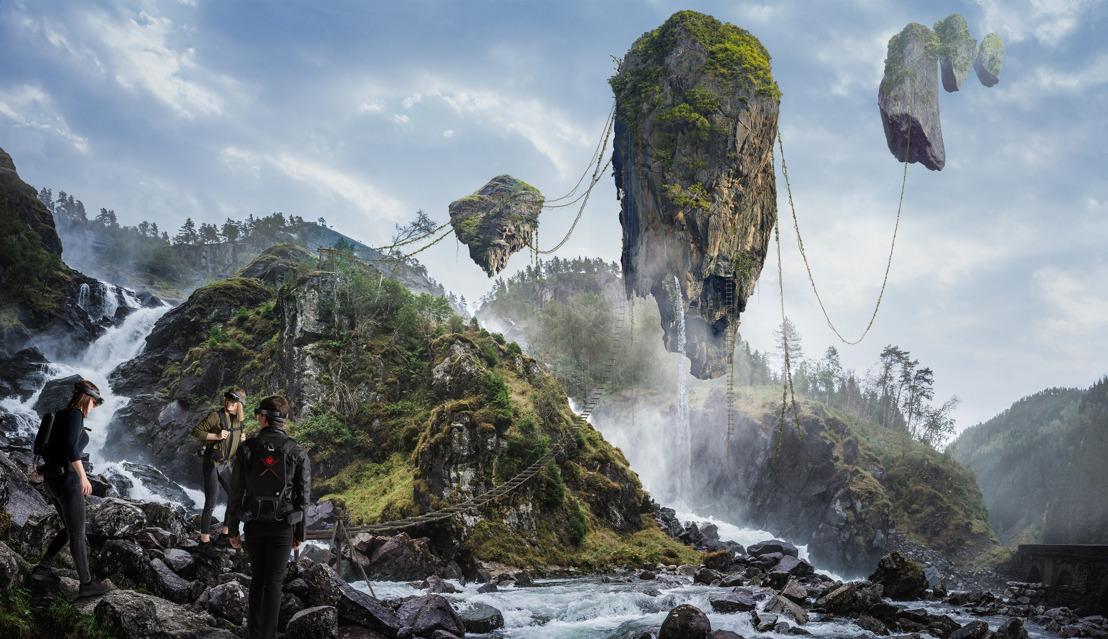 Dit weekend opening 'The Park' - Virtual Reality ervaringen