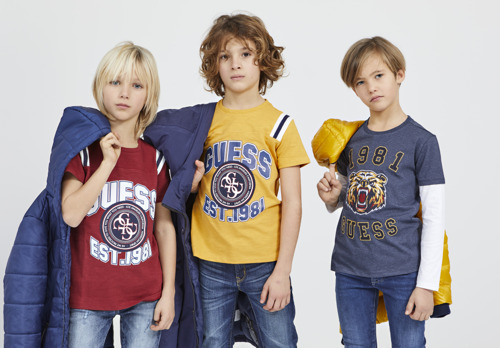 Preview: Back to School with GUESS