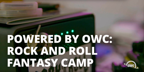 OWC Powers Rock Camp: The Movie Screening During NAMM's Believe in Music Week