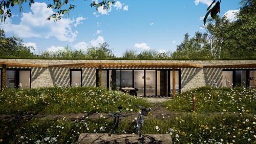 Roompot ouvre un nouveau parc Qurios juste de l'autre côté de la frontière en 2021