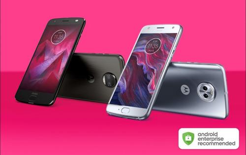 Motorola sluit zich aan bij Android Enterprise Recommended-programma