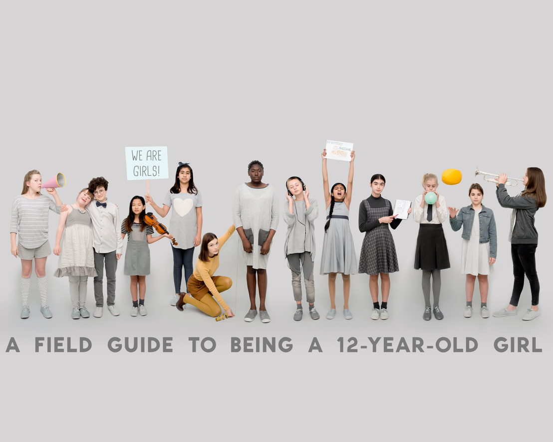 A Field Guide to being a 12-Year-Old Girl