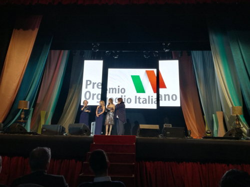Preview: SOS VILLAGGI DEI BAMBINI RICEVE IL PREMIO ORGOGLIO ITALIANO PER L'IMPEGNO SOCIALE A FAVORE DEI BAMBINI