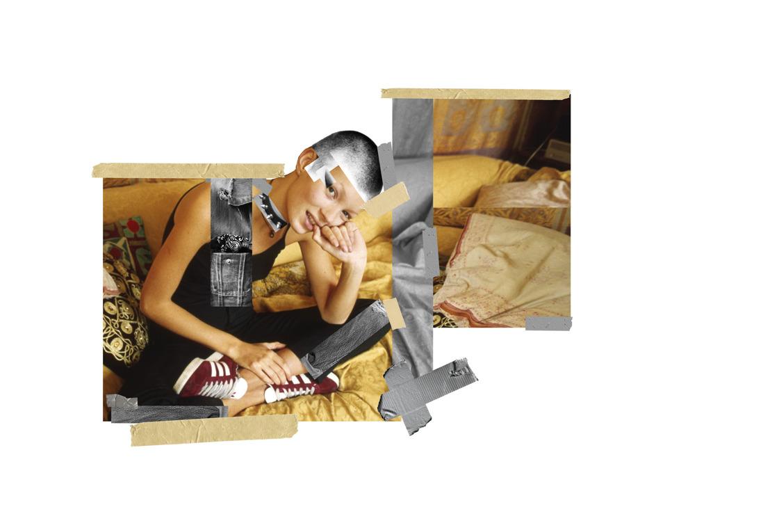 adidas Originals Gazelle, recuerda el futuro destacando a Kate Moss