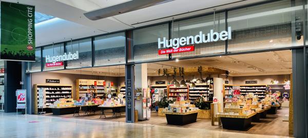 Preview: Hugendubel eröffnet 350 Quadratmeter große neue Filiale in Baden-Baden