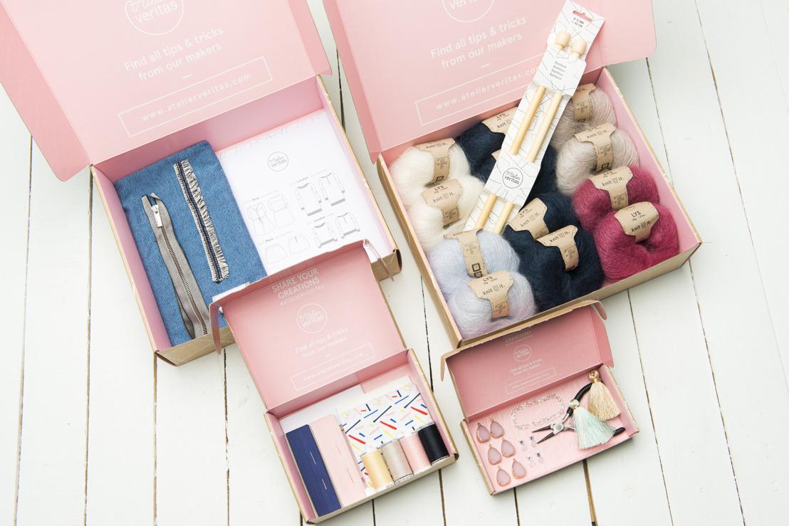 Nouveau dans votre Atelier Veritas: l'Atelier Box!