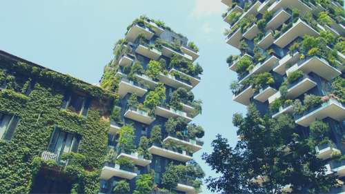 Greener buildings for a future with less CO2