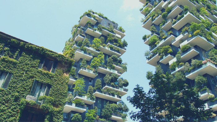 Preview: Greener buildings for a future with less CO2