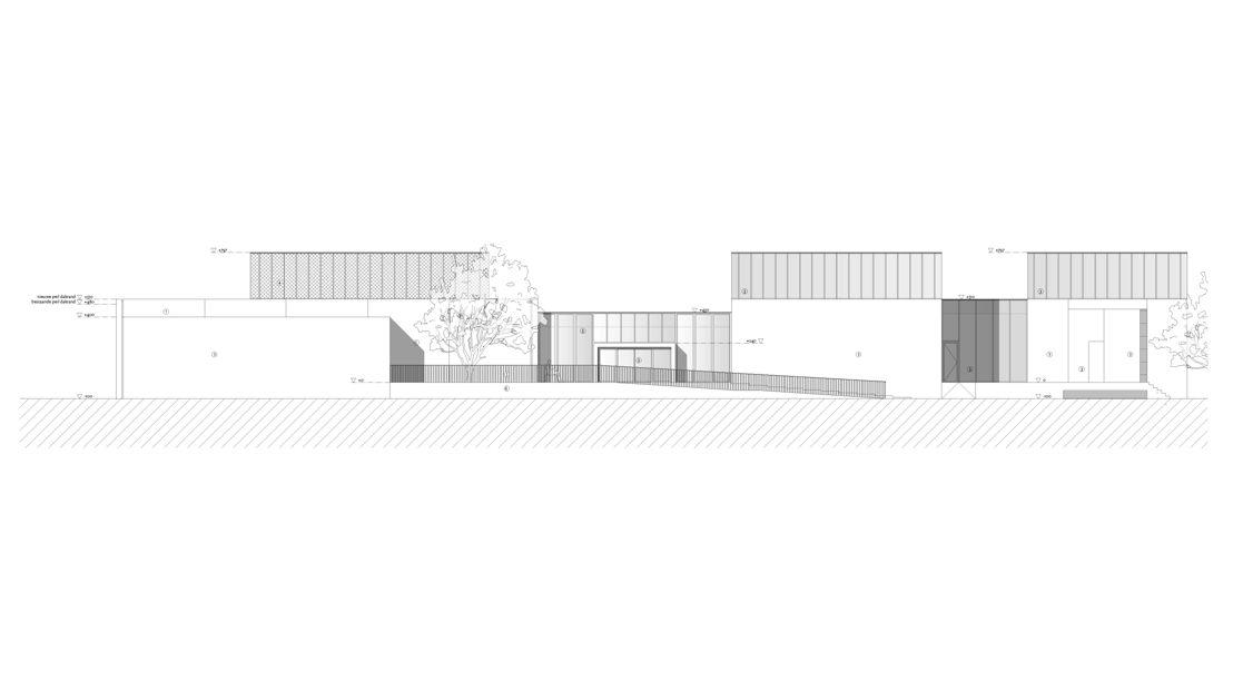 Plannen Nieuwbouw Robbrecht en Daem Architecten