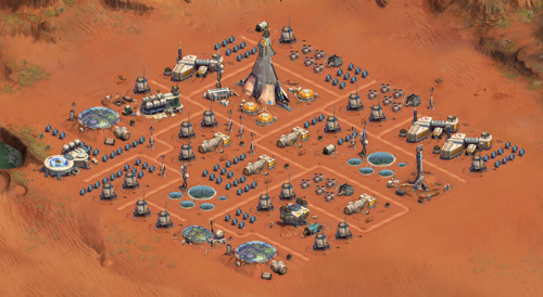 On to the Stars: Forge of Empires Conquers Mars
