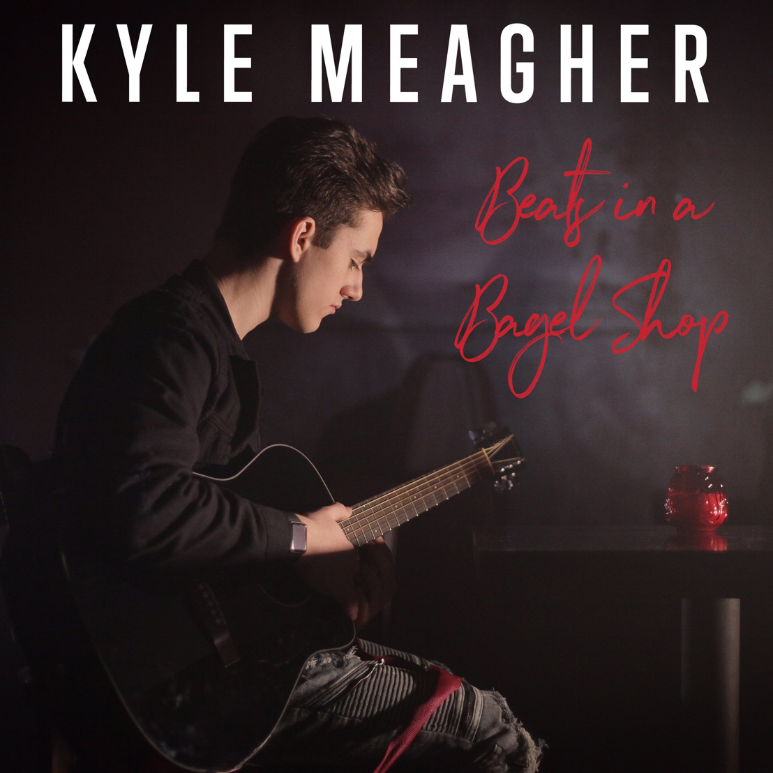 "BAGEL SHOP BEGINNINGS: CHARTING POP ARTIST KYLE MEAGHER DROPS VISUAL EP, ""BEATS IN A BAGEL SHOP"""