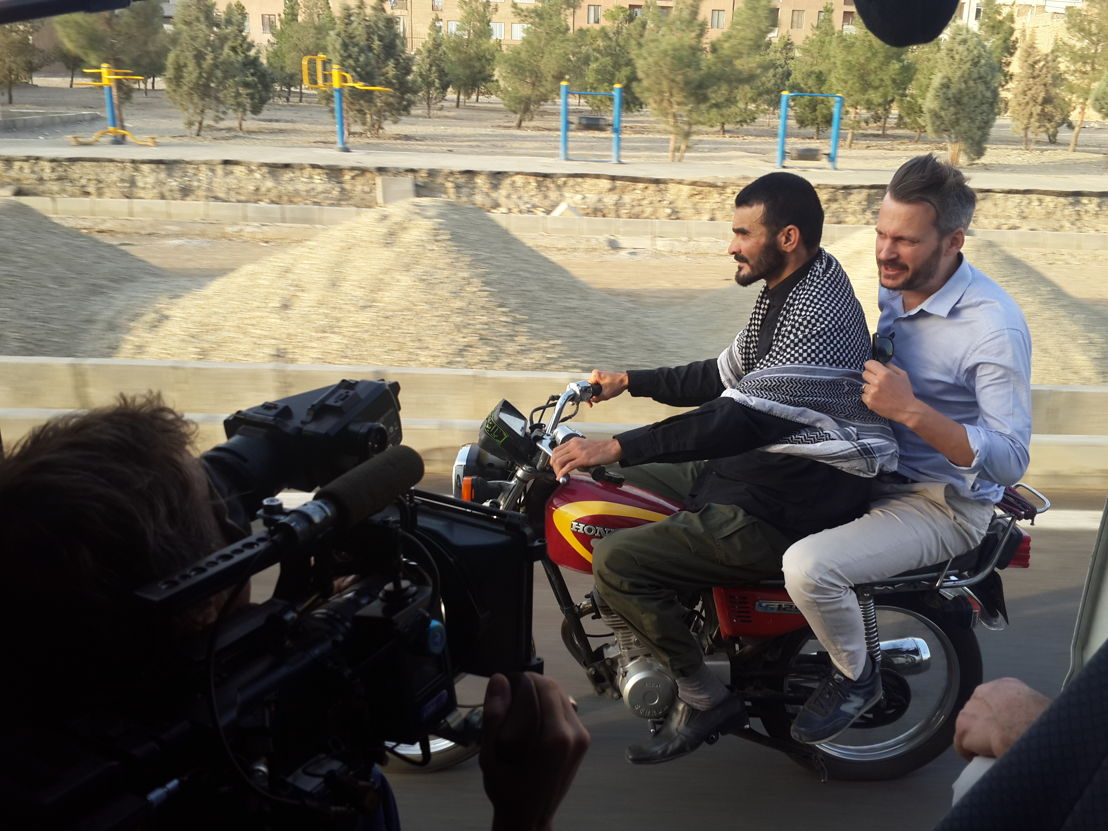 Onze man in Teheran - (c) VPRO